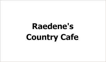Raedene's Country Café