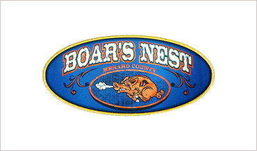 Boar's Nest Bar & Grill